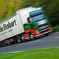 Eddie Stobart Lorry by Amanda Elwell