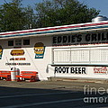 Eddie's Grill by Michael Krek