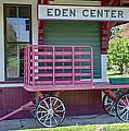 Eden Center Depot 1943 by Guy Whiteley