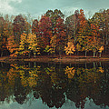 Edge Of Autumn by Jessica Brawley