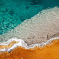 Edge Of The Pool by Mark Lane