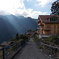 Edge Of Wengen by Nina Kindred
