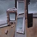 Edificios No.4 by Michael Irrizary-Pagan