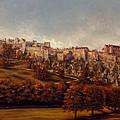 Edinburgh  Castle by Miroslav Stojkovic - Miro