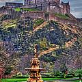 Edinburgh Castle by Rod Jones