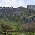 Edinburgh Castle - Scotland  by Mike McGlothlen