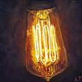 Edison Bulb by Ann Moeller Steverson