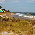 Edisto Beach By Jan Marvin by Jan Marvin