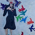 Edith Piaf  The Little Sparrow by Suzanne Macdonald