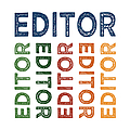 Editor Cute Colorful by Flo Karp