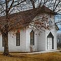 Edmonds Chapel 1891 by Liane Wright