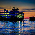 Edmonds Washington State Ferry Terminal by Puget  Exposure