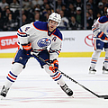 Edmonton Oilers V Los Angeles Kings by Jeff Gross
