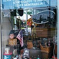 Ed's Collectables Window Display by Rory Cubel