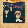 Edvard Munch 2 by Andrew Fare
