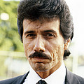 Edward James Olmos In Miami Vice  by Silver Screen