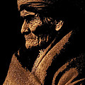 Edward S. Curtis Photograph Of Geronimo Carlisle Pennsylvania 1905-2013 by David Lee Guss