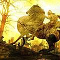 Eerie Horseman by Alice Gipson
