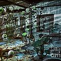 Eerie Location by Jutta Maria Pusl