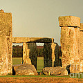 Eerie Stonehenge 4 by Deborah Smolinske