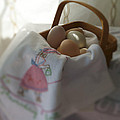 Eggs In A Basket 1 by MM Anderson