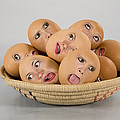 Eggs In A Basket by Buddy Mays