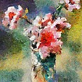 Eglantine From My Garden by Dragica  Micki Fortuna
