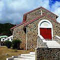 Eglise Catholique De Quartier D'orleans by James Markey