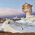 Egytians White Desert by Juergen Ritterbach