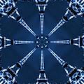 Eiffel Art 21 by Mike McGlothlen