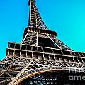 Eiffel In Spring by Remi D Photography