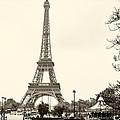 Eiffel Landscape by Georgia Fowler