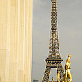 Eiffel Tour Paris by For Ninety One Days
