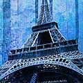 Eiffel Tower 2 by Jack Zulli