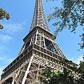 Eiffel Tower - 2 by Pema Hou