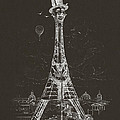 Eiffel Tower by Aged Pixel