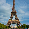 Eiffel Tower by Anthony Doudt