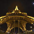 Eiffel Tower At Night by MGness