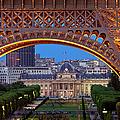 Eiffel Tower by Brian Jannsen