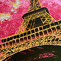 Eiffel Tower Iconic Structure by Patricia Awapara