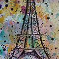 Eiffel Tower by Jacqueline Athmann