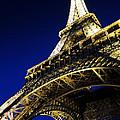 Eiffel Tower - Paris by Conor O'Brien