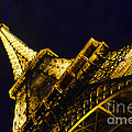 Eiffel Tower Paris France Side by Patricia Awapara