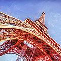 Eiffel Tower by Patricia Soon