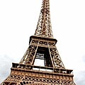 Eiffel Tower Perspective by Carol Groenen