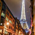 Eiffel Tower Three by Josh Whalen