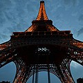 Eiffel Tower by Toby McGuire