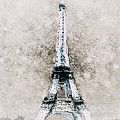 Eiffel Tower Wall Art by Shanina Conway