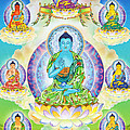 Eight Brothers Of The Medicine Buddha by Jeelan Clark