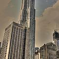 Eight Spruce Street By Gehry by David Bearden